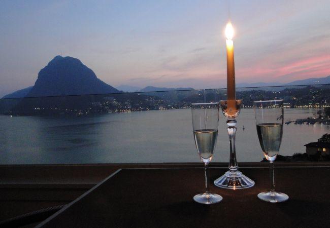 Lugano - Ferienwohnung