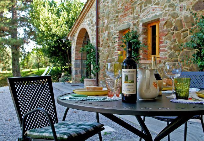 Monte San Savino - Ferienwohnung