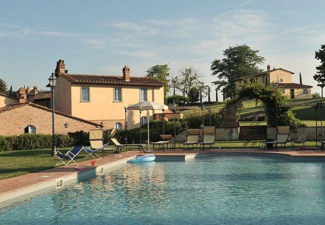 Montepulciano - Ferienwohnung